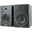 Monoprice - 5-inch Powered Studio Monitor Speakers (pair)