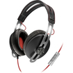 Sennheiser - MOMENTUM Over-Ear Headphones Black with Mic and Remote - Black