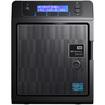 WD - Sentinel 4 TB Storage Plus Server - Black - Black