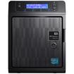 WD - Ultra-compact Storage Plus Server Sentinel - Black - Black