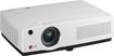 LG - XGA 3LCD Projector - White
