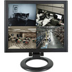"Monoprice - 17"" Professional CCTV LCD Monitor with BNC, HDMI, and VGA - Multi"