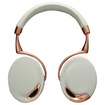 Parrot - Touch-Activated Bluetooth Headphones Bundle with Parrot Zik Battery - Rose Gold - Rose Gold