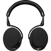 Parrot - Touch-Activated Bluetooth Headphones Bundle with Zorro Sounds Cleaning Cloth - Black Gold - Black Gold