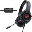 GamesterGear - Cruiser XB200 I Over Ear Stereo Headset for Microsoft Xbox 360/ Xbox 360 Slim Blister Pack - Black - Black