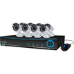 Swann - DVR9-4200 9 Channel 960H Digital Video Recorder & 8 x PRO-642 Cameras