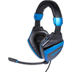 Monoprice - 7.1 Dolby Digital Amplified Gaming Headset for Xbox 360, PS3 & PC - Black - Black