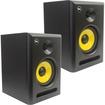Seismic Audio - Spectra Speaker System - 150 W RMS, - Yellow