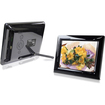 "Sungale - 8"" Digital Photo Frame - PF803 - Black - Black"