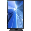 "Samsung - 23.6"" LED LCD Monitor - 16:9 - 5 ms - Matte Black"