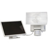 Maxsa - Motion-Activated Solar Halogen Security Floodlight