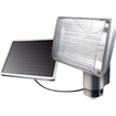 Maxsa - Maxsa Solar Powered Aluminum 80 LED Solar Security Light