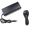 AGPtek - AC Adapter Power Supply For Microsoft XBOX 360 E Console - Black - Black