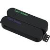 Lace - Sensor Dually Purple/Emerald pickup - Black - Black