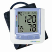 Briggs Healthcare - HealthSmart Standard Automatic Arm Digital Blood Pressure Monitor - Light Blue, White - Light Blue, White