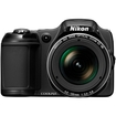 Nikon - Refurbished COOLPIX L820 16 MP Digital Camera with 30x Zoom - Black