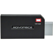 Monoprice - Wii to HDMI 1080p HDTV Adapter - Black - Black