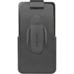 Seidio - HLSSGT3AS Spring-Clip Extended Protective Holster with Belt Clip for Samsung Galaxy Note III - Black