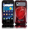 BasAcc - Heart On Stars Case for Samsung Captivate Glide i927