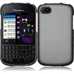 BasAcc - Snap-On Hard Rubberized Case Cover for Blackberry Q10