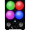 GOgroove - MOVE L3D Rechargeable Computer Speaker System with Adjustable Mood Lights for Laptops & Desktops