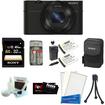 Sony - Bundle DSC-RX100 20.2 MP Exmor CMOS Sensor Digital Camera with 3.6x Zoom