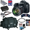 Canon - Bundle EOS 6D Digital Camera, 24-105mm f/4.0L IS USM AF Lens Kit - 8035B009