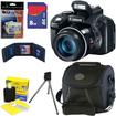 Canon - Bundle PowerShot SX50 IS 12.1 MP Digital Camera