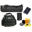 Nikon - Bundle MB-D10 MBD10 Multi-Power Battery Pack for D300 & D700