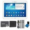 Samsung - Galaxy Tab 3 10.1-Inch + 32GB Micro SDHC and More