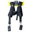 AGPtek - Quick-release Double Shoulder Belt Strap for 2 Canon Nikon Sony SLR Digital SLR Cameras