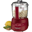 Cuisinart - Mini-Prep Plus DCL-2AR Food Processor - Red