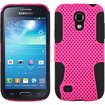 Insten - Astronoot Case for Samsung Galaxy S4 Mini - Hot Pink/Black Astronoot