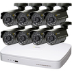 Q-see - Platinum QC3016-8B5-5 Video Surveillance System