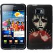 Insten - Zombie Case For Samsung Galaxy S2/i9100 Attain i777