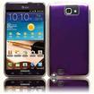 BasAcc - Case For Samsung Galaxy Note N7000/i717/i9220 - Purple - Purple