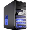 Rosewill - Computer Case - Black - Black