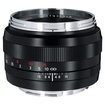 Zeiss - Planar T 50 mm f/1.4 Fixed Focal Length Lens for Nikon F - Black
