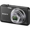 Sony - Cyber-shot 16.2 Megapixel Compact Camera - Black