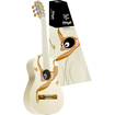 Stagg Music - C510 MONKEY 1/2-size High Gloss Acoustic Guitar - Cream