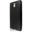 MPERO - FUSION AL Series Protective Case f/ Samsung Galaxy Note 3 N900A N900V N9000 N9002 N9005 N900P N900T - Black - Black