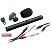 Audio-Technica - ATR6250 Video Recording Microphone-Detachable-Stereo-70Hz to 18kHz-Plug-in, Cable