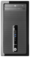 HP - ProDesk 400 G1 Desktop - Intel Pentium - 4GB Memory - 500GB Hard Drive - Black
