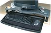 Kensington - Desktop Comfort Keyboard Drawer with SmartFit System - Putty