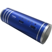 Naxa - NAS3050BL Portable Speaker with Aux Input - Blue - Blue