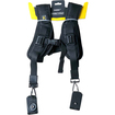 Image - Quick-Release Dual-Shoulder Camera Strap - Black - Black
