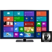 "Music Computing - MotionCOMMAND® 55"" 2-touch LED Touchscreen and TV (Win7, Win8, Mac OS X) - Black"