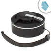 Accessory Power - Bluetooth Wireless Lanyard Speaker w/ Rechargeable Battery & Handsfree Calling for Blackberry & More - Black