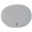 Poly-Planar - Platinum 3-way 100 W Marine Speaker - Pack of 2 - White