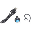 Image - Wireless Stereo Bluetooth Earphone Headphone For Mobile Cell Phone iPhone iPad Laptop Tablet - Black